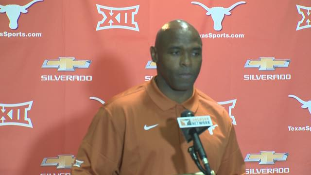 Charlie Strong on suspensions and dismissals