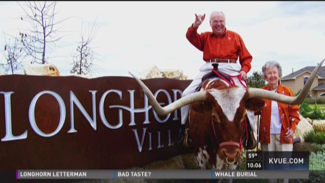Oldest living UT football letterman celebrates 103 years