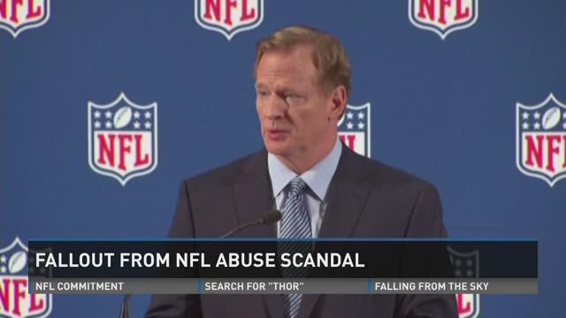 NFL donating funds to National Domestic Violence Hotline