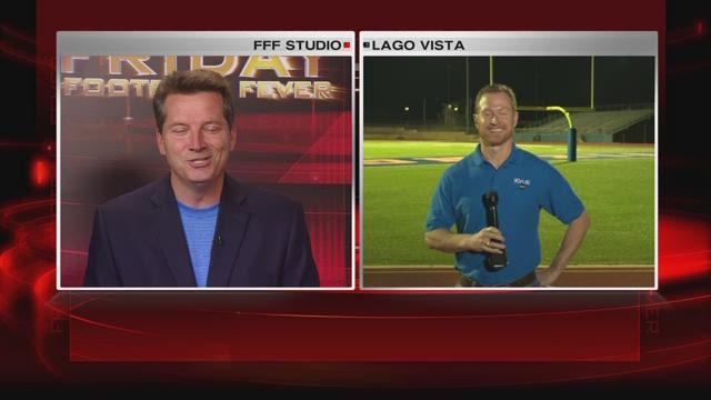 Game of the Week: Rockdale vs Lago Vista