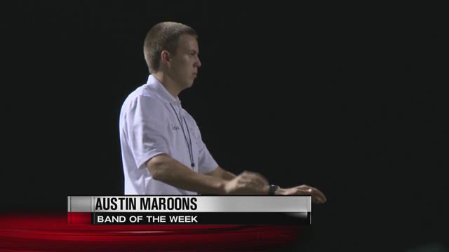 Band of the Week: Austin Maroons