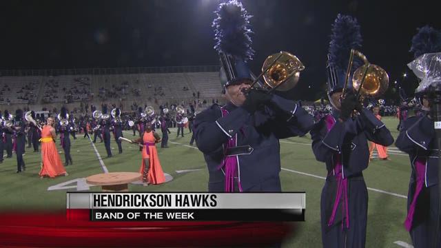 Band of the Week: Hendrickson Hawks