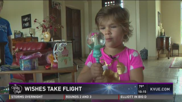 Wishes Take Flight: Quinn's story