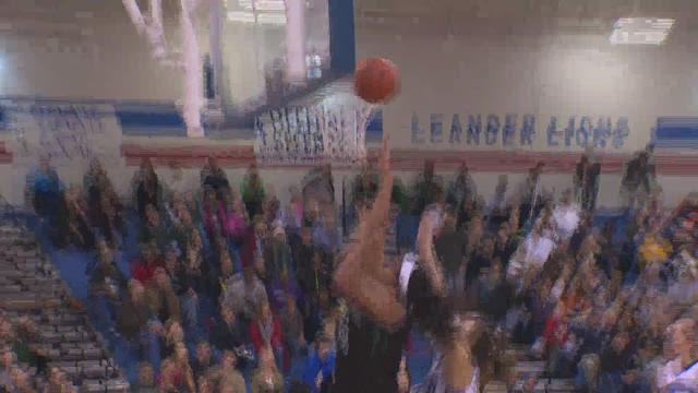 Georgetown vs Cedar Park girls basketball playoff