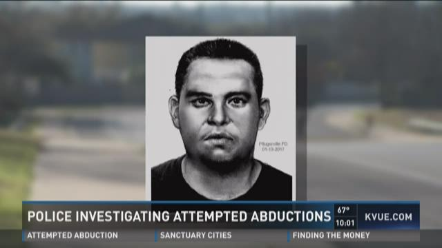 Police investigating attempted abductions : KVUE.com
