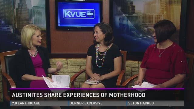 Austinites Share Experiences of Motherhood