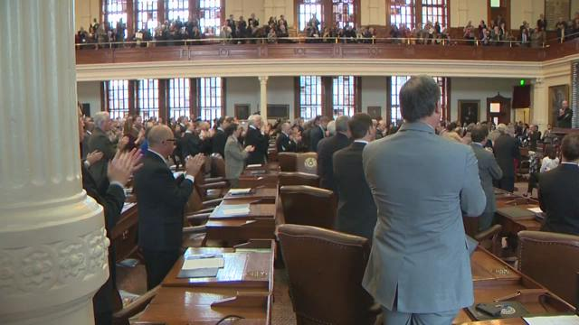 Bills moving after tense week between state leaders