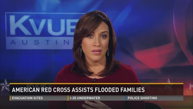 American Red Cross Assists Flooded Families