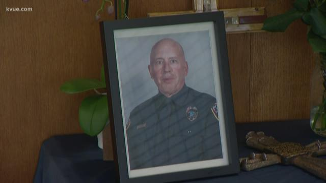 San Marcos mourns first officer killed in line of duty