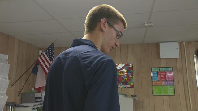 High school teacher has dreams of playing college basketball