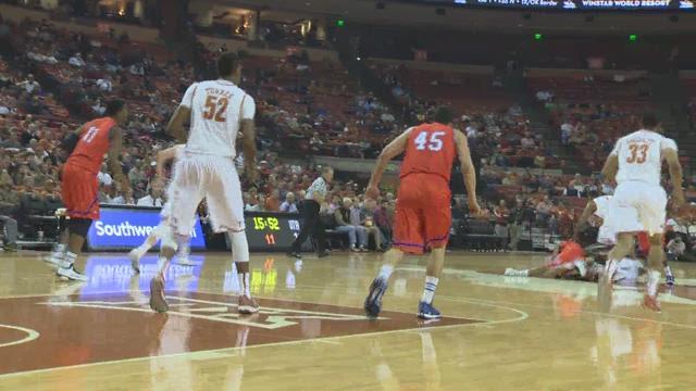 Myles Turner: NBA Draft Eve