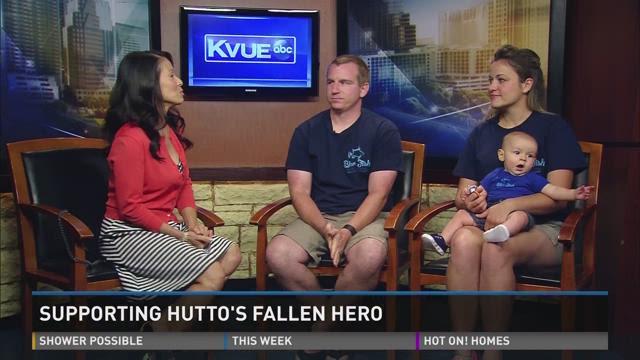 Supporting Hutto's Fallen Hero
