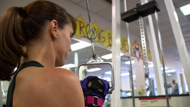 Breast cancer strengthens patient's goals