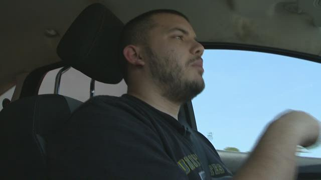 Uber driver claims he was fired after being attacked