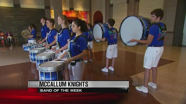 Band of the Week: McCallum Knights