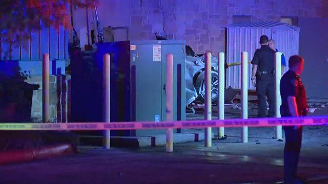 Four dead after fiery crash Sunday morning