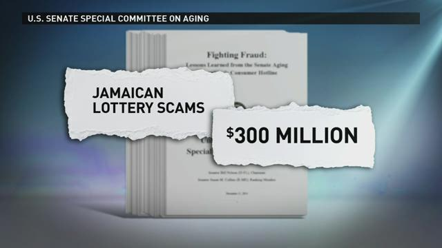 Lottery scam with a twist hitting Central Texas