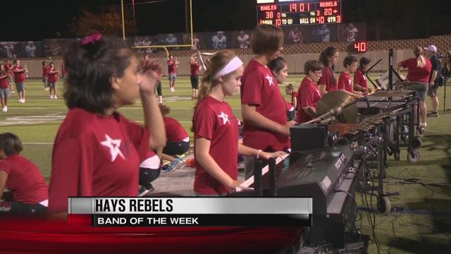 Band of the Week: Hays Rebels