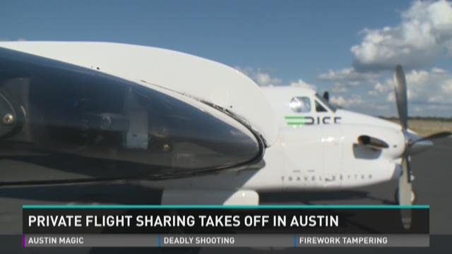 Flightsharing Service Takes Off In Austin