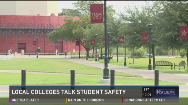 Texas State officials prepare for campus carry