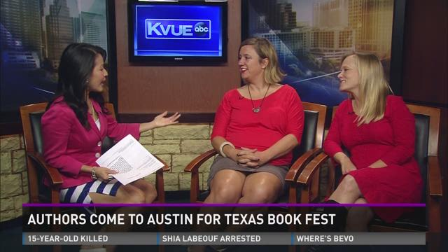 Authors Come to Austin for Texas Book Fest