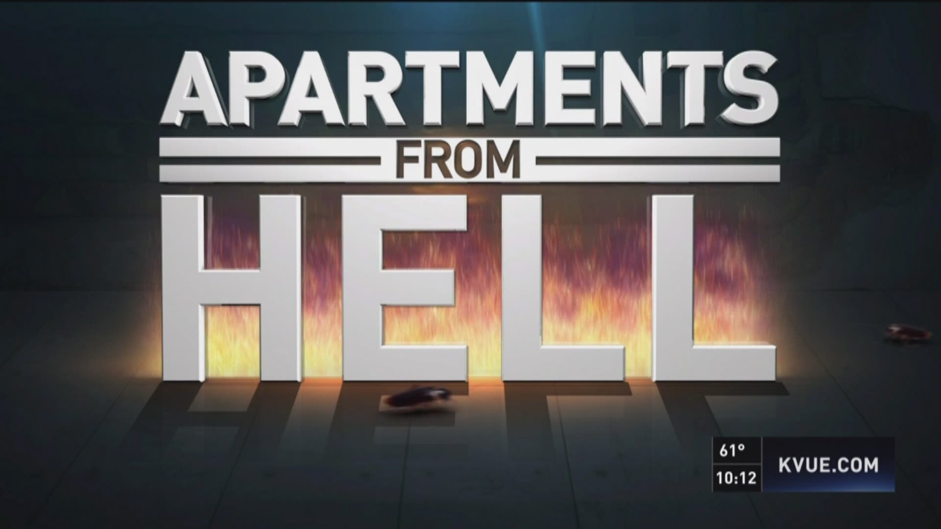Luxury apartment renters upset with leaks, fees