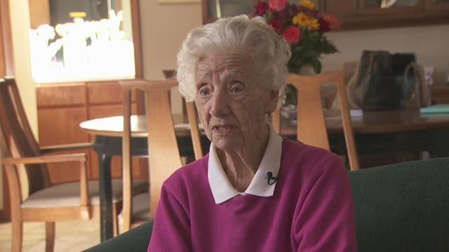 Betty Davis of Austin celebrates her 100th birthday