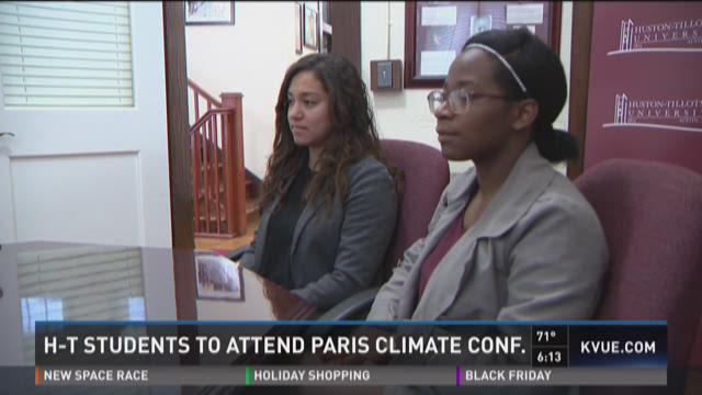 Huston-Tillotson students head to Paris amid security concerns