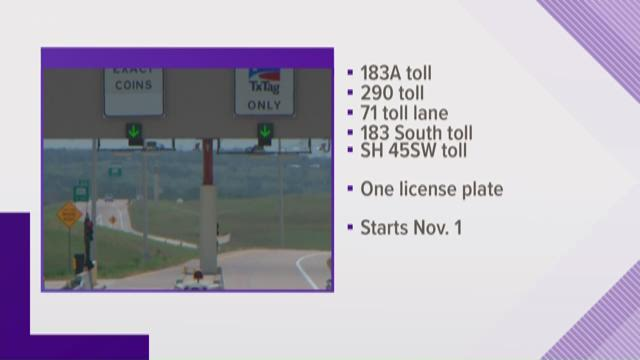Veterans will be able to drive toll free